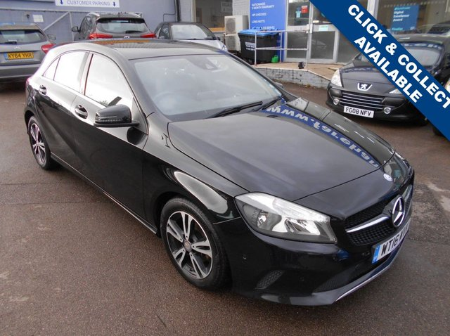 USED 2016 16 MERCEDES-BENZ A-CLASS 1.5 A 180 D SE EXECUTIVE 5d 107 BHP RESERVE TODAY FOR £99