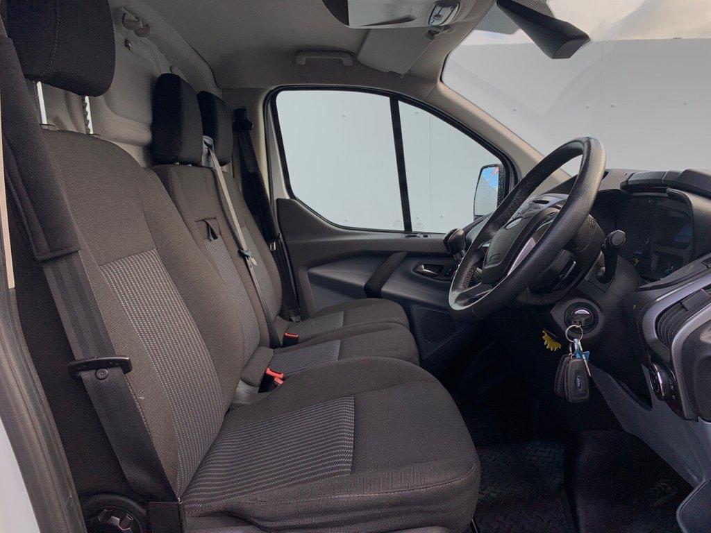 USED 2014 14 FORD TRANSIT CUSTOM 2.2 330 TREND LR P/V 124 BHP