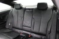 "USED 2014 64 BMW 4 SERIES 3.0 430D XDRIVE M SPORT 2d 255 BHP 19"" ALLOYS, SUNROOF, REAR CAMERA, HEATED SEATS, PRO NAV, HARMAN KARDON, ADAPTIVE XENONS + HIGH BEAM, COMFORT PACK, SPORTS KIT, 7 SERVICES, FRESHLY DIAMOND CUT ALLOYS"