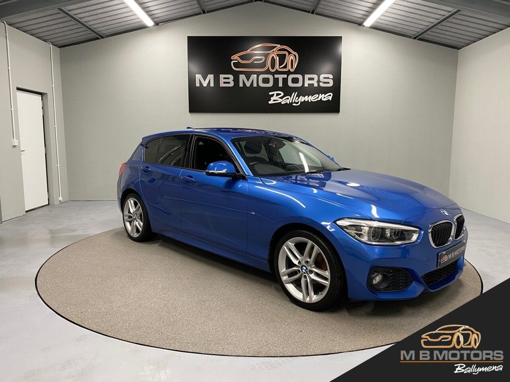 USED 2015 BMW 1 SERIES 116D M SPORT 5d 114 BHP **£1,985 of Factory Options**