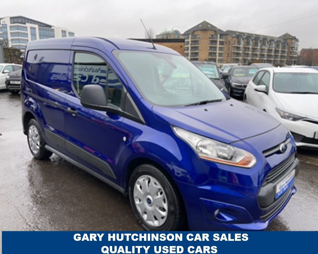 USED 2014 64 FORD TRANSIT CONNECT 1.6 TDCI 200 TREND VAN