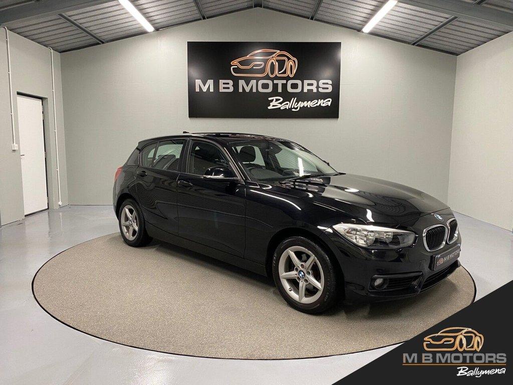 USED 2015 BMW 1 SERIES 116D SE 5d 114 BHP