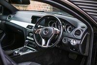 USED 2015 64 MERCEDES-BENZ C-CLASS 2.1 C220 CDI AMG SPORT EDITION PREMIUM PLUS 2d AUTO 168 BHP