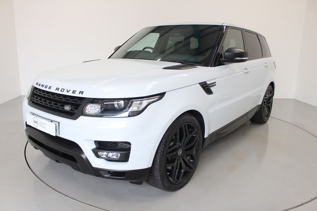 USED 2017 17 LAND ROVER RANGE ROVER SPORT 3.0 SDV6 HSE DYNAMIC 5d AUTO-STEALTH PACK-22
