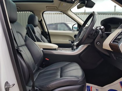 USED 2017 17 LAND ROVER RANGE ROVER SPORT 3.0 SDV6 HSE 5d 306 BHP