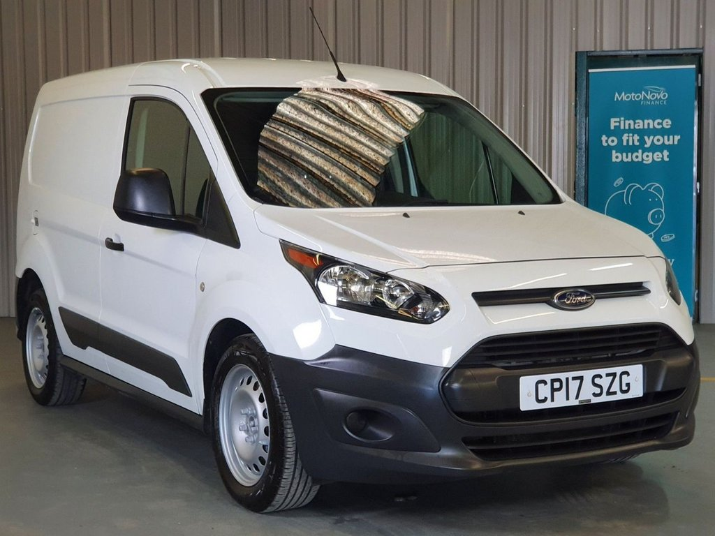 USED 2017 17 FORD TRANSIT CONNECT 1.5 220 P/V 100 BHP