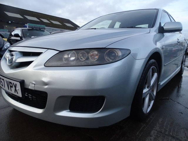 USED 2007 57 MAZDA 6 2.0 TAMURA 5d 145 BHP LOOK GREAT