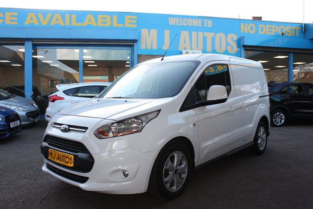 USED 2015 15 FORD TRANSIT CONNECT 1.6 200 LIMITED L1 SWB VAN 114 BHP CLICK AND COLLECT AVAILABLE | ASK ABOUT LOCAL DELIVERY