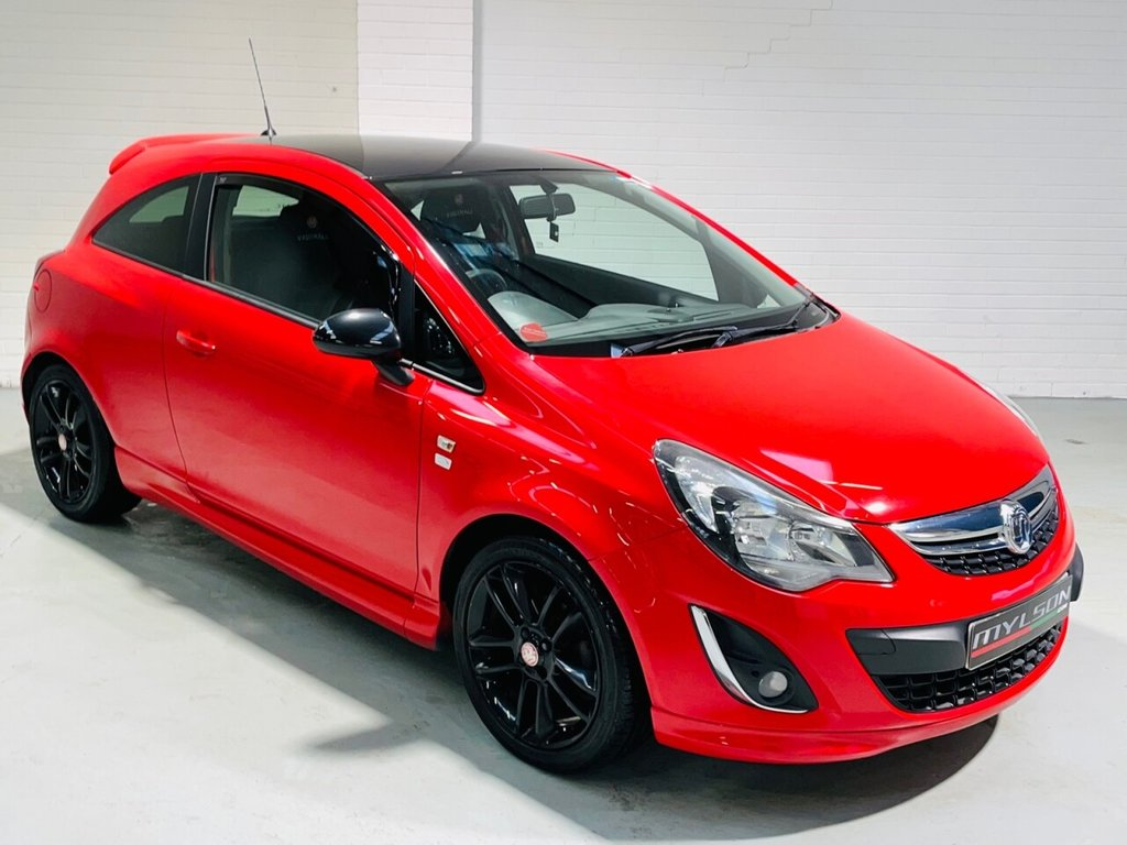 USED 2012 62 VAUXHALL CORSA 1.2 LIMITED EDITION 3d 83 BHP Bluetooth Media Screen, Low Insurance Model