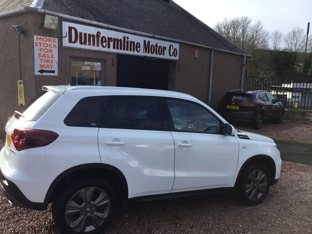 USED 2019 69 SUZUKI VITARA 1.0 SZ-T BOOSTERJET 5d 111 BHP ++LOW MILEAGE ONLY 5K FROM NEW++
