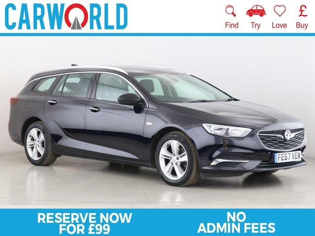 View our VAUXHALL INSIGNIA SPORTS TOURER
