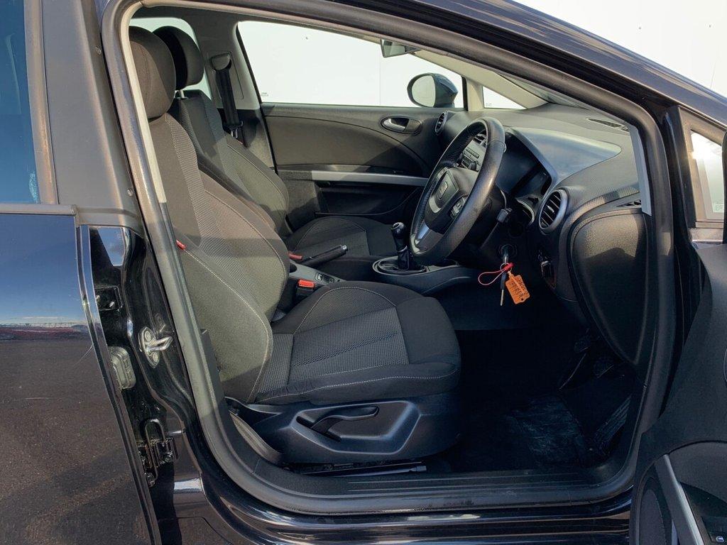 USED 2010 60 SEAT LEON 2.0 SPORT TDI 5d 138 BHP
