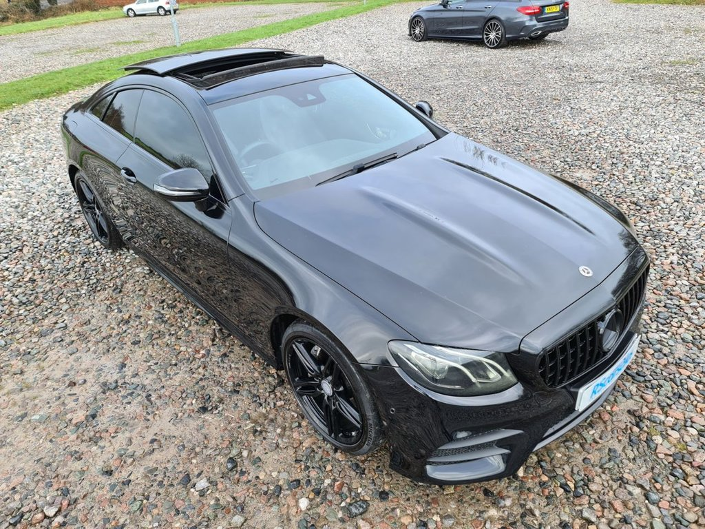 USED 2017 05 MERCEDES-BENZ E-CLASS 2.0 E 220 D AMG LINE PREMIUM 2d 192 BHP Free Next  Day Nationwide  Delivery