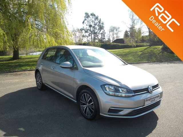 USED 2018 18 VOLKSWAGEN GOLF 1.4 SE NAVIGATION TSI BLUEMOTION TECHNOLOGY DSG 5d 124 BHP BY APPOINTMENT ONLY - 5 Door Automatic Petrol! Sat Nav, Alloy Wheels, Rear Parking Sensors, Cruise Control, Air Con, Touch Screen Radio, DAB