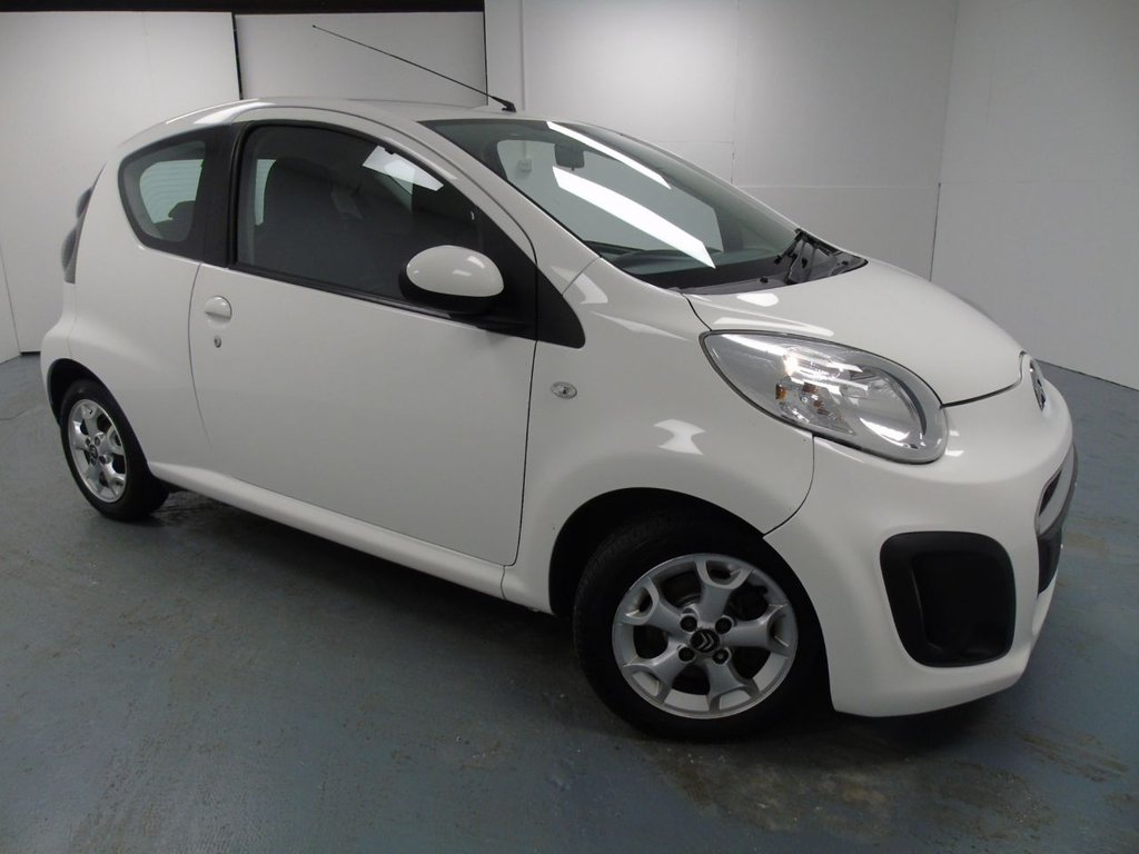 USED 2014 CITROEN C1 1.0 EDITION 3d 67 BHP £74 a month, T&Cs apply.
