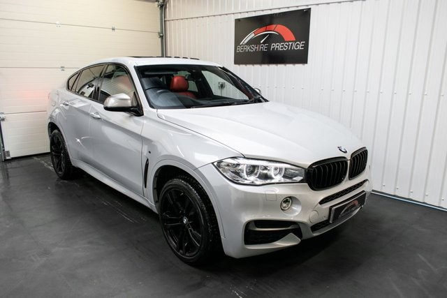 2017 17 BMW X6 3.0 M50D 4d 376 BHP