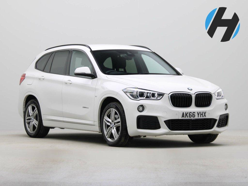 USED 2016 66 BMW X1 2.0 SDRIVE 18D M SPORT