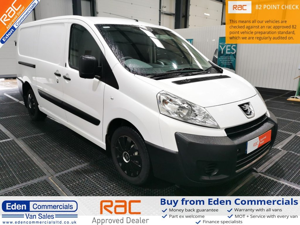 USED 2012 12 PEUGEOT EXPERT 2.0 HDI 1200 L2H1 * NO VAT TO ADD *