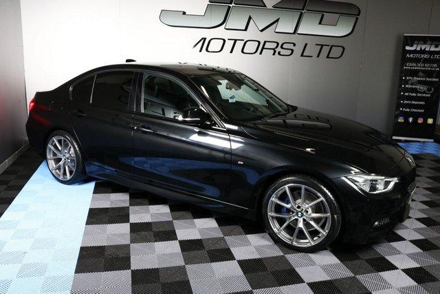 USED 2016 BMW 3 SERIES 2016 BMW 320D M SPORT AUTO 188 BHP (FINANCE AND WARRANTY)