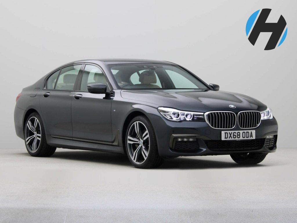 USED 2019 68 BMW 7 SERIES 3.0 740D XDRIVE M SPORT