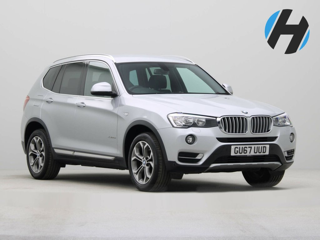 USED 2017 67 BMW X3 2.0 XDRIVE 20D XLINE