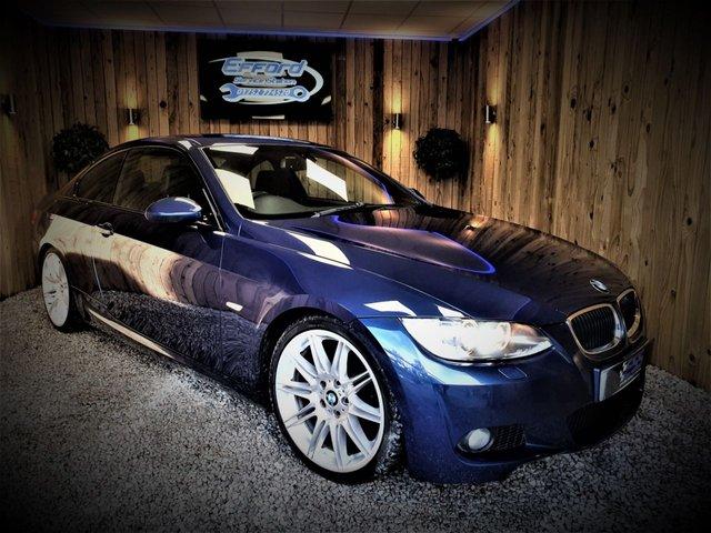 2008 08 BMW 3 SERIES 2.0 320D M SPORT 2d 175 BHP