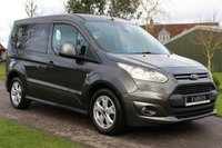 USED 2018 67 FORD TRANSIT CONNECT 1.5 200 LIMITED P/V 118 BHP Full History Reverse Parking Camera Apple Car Play 12 Month MOT 6 Month Warranty included