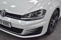 USED 2017 17 VOLKSWAGEN GOLF 2.0 GTD DSG 5d 180 BHP