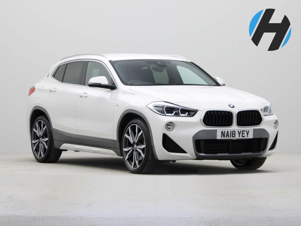 USED 2018 18 BMW X2 2.0 XDRIVE 20D M SPORT X