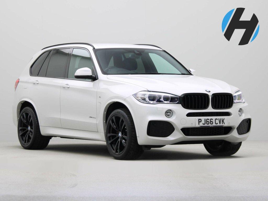 USED 2016 66 BMW X5 3.0 XDRIVE 30D M SPORT