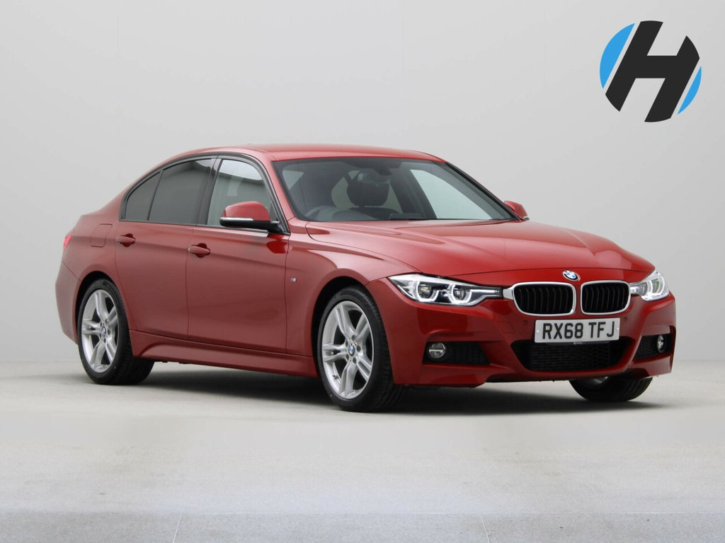 USED 2018 68 BMW 3 SERIES 2.0 320D M SPORT