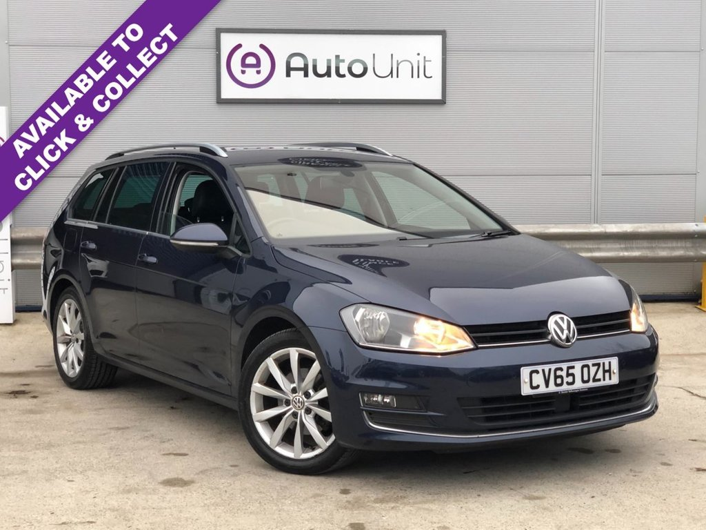 USED 2015 65 VOLKSWAGEN GOLF 2.0 GT TDI BLUEMOTION TECHNOLOGY 5d 148 BHP FULL VOLKSWAGEN SERVICE HISTORY | SAT NAV | BLUETOOTH INC. AUDIO | DAB RADIO