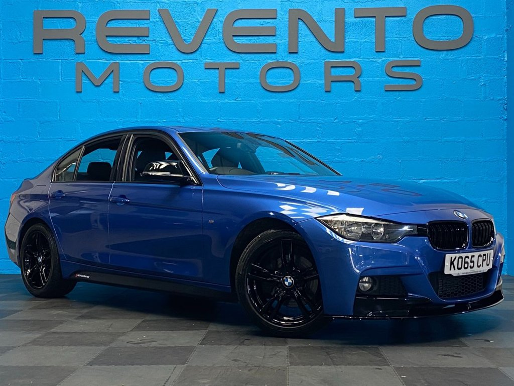 USED 2016 65 BMW 3 SERIES 2.0 320D M SPORT 4d 188 BHP CLICK/COLLECT | NATIONWIDE DELIVERY