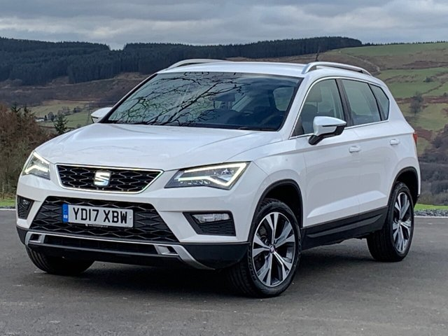 SEAT ATECA at PFF Cars