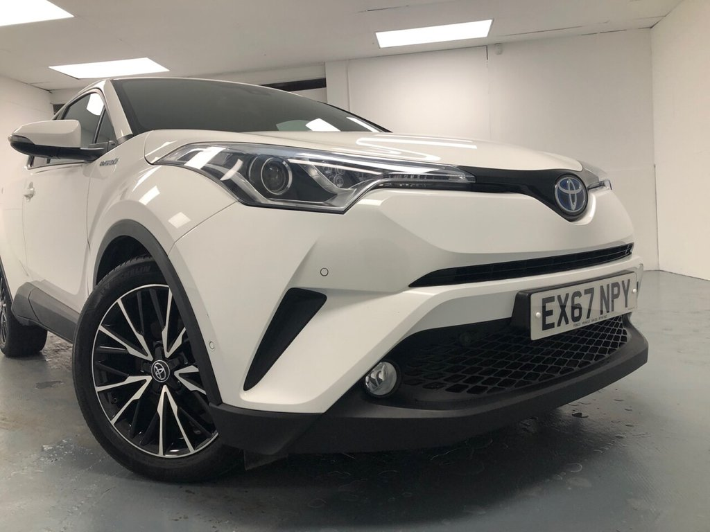 USED 2017 67 TOYOTA CHR 1.8 EXCEL 5d 122 BHP £355 a month, T&Cs apply.