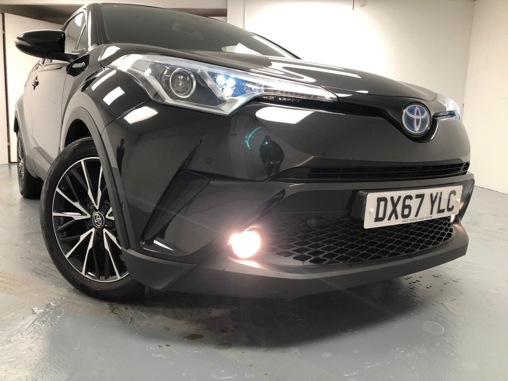 USED 2017 67 TOYOTA CHR 1.8 EXCEL 5d 122 BHP £353 a month, T&Cs apply.