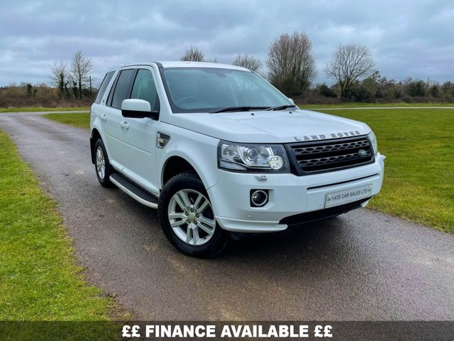 2014 14 LAND ROVER FREELANDER 2 2.2 SD4 XS 5d 190 BHP (FREE 2 YEAR WARRANTY)