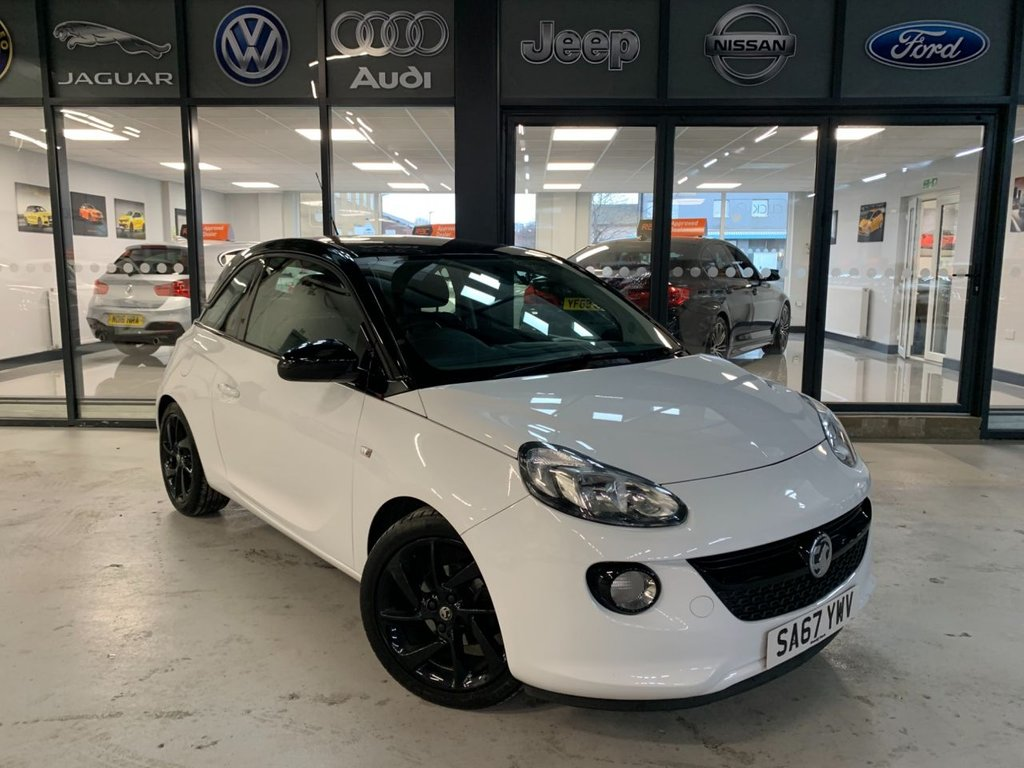 USED 2017 67 VAUXHALL ADAM 1.2 ENERGISED 3d 69 BHP Complementary 12 Months RAC Warranty and 12 Months RAC Breakdown Cover Also Receive a Full MOT With All Advisory Work Completed, Fresh Engine Service and RAC Multipoint Check Before Collection/Delivery