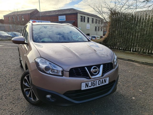 USED 2011 61 NISSAN QASHQAI 1.6 N-TEC IS 5d 117 BHP A GREAT ECONOMICAL VEHICLE