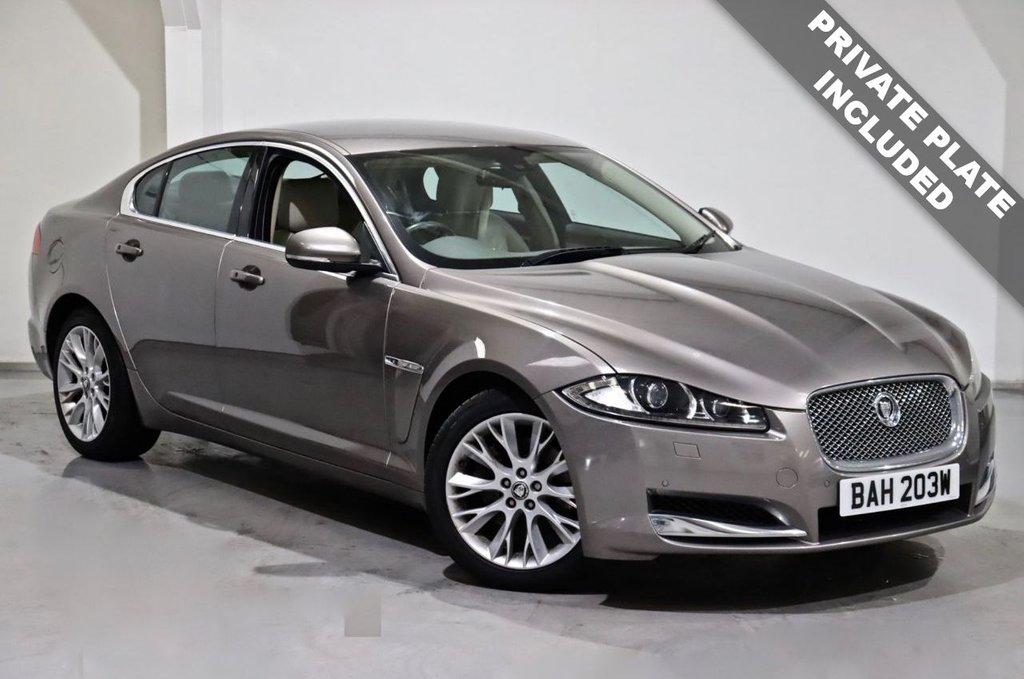 USED 2012 62 JAGUAR XF 3.0 V6 PREMIUM LUXURY 4d 240 BHP