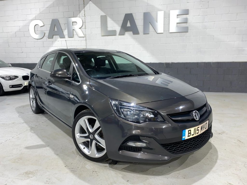 USED 2015 15 VAUXHALL ASTRA 1.6 LIMITED EDITION 5d 115 BHP