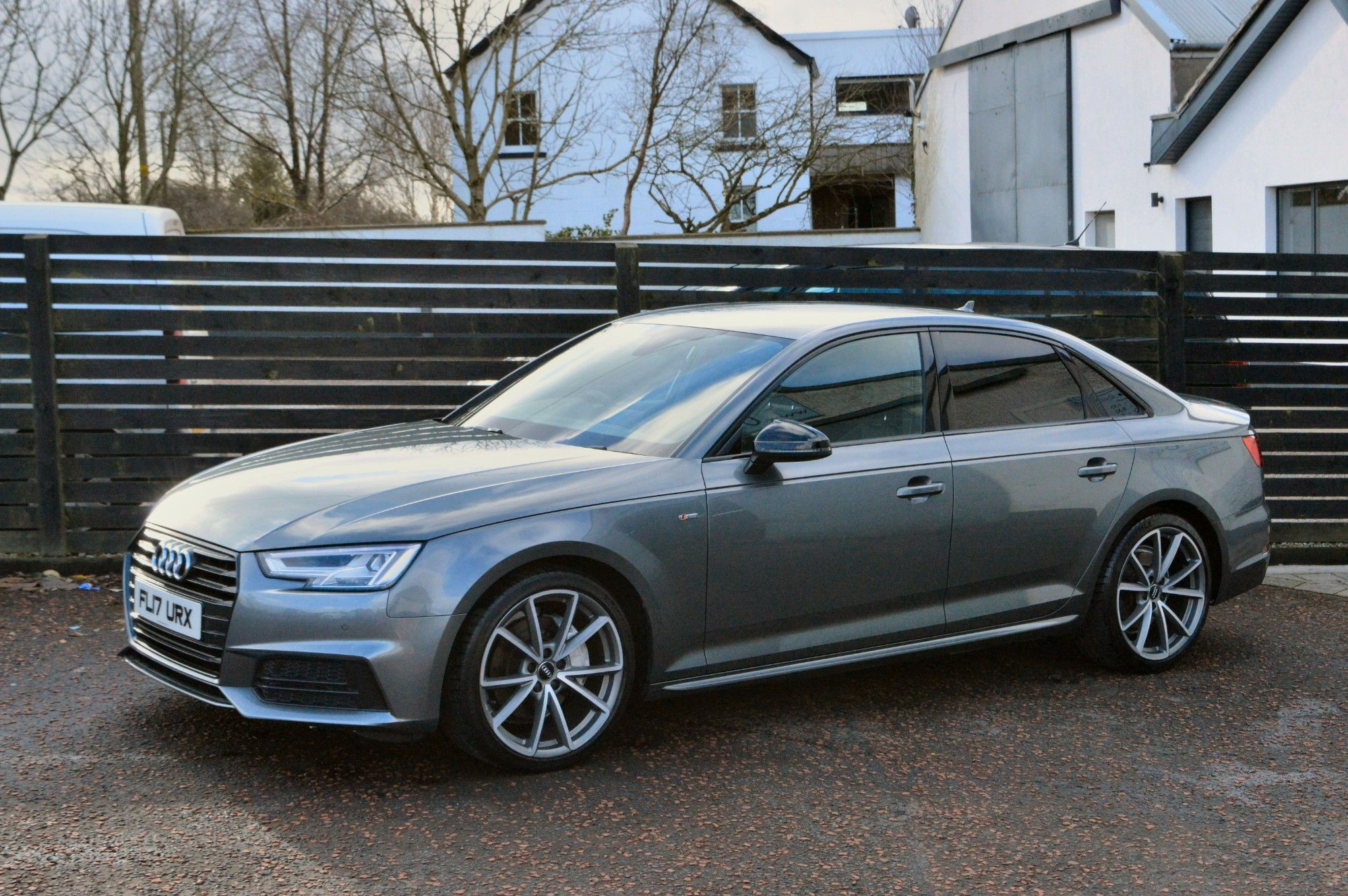 USED 2017 17 AUDI A4 2.0 TDI S LINE 4d 188 BHP 6 MONTHS RAC WARRANTY FREE + 12 MONTHS ROAD SIDE RECOVERY!