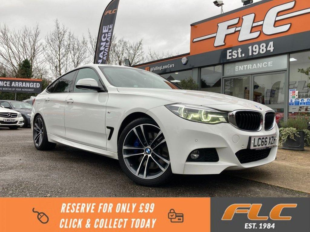 USED 2016 66 BMW 3 SERIES 3.0 330D M SPORT GRAN TURISMO 5d 255 BHP