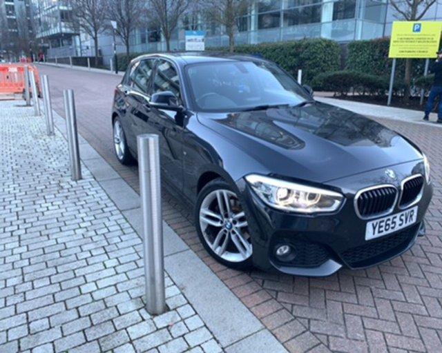 2015 65 BMW 1 SERIES 2.0 120D M SPORT 5d 188 BHP