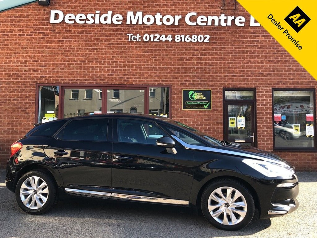 USED 2016 16 DS DS 5 1.6 BLUEHDI ELEGANCE S/S 5d 118 BHP Only £20 a year road tax : Twin sunroofs : Bluetooth : Sat Nav : DAB Radio : Cloth upholstery : Isofix fittings : Air-conditioning/Climate control : Cruise control/Speed limiter : Auto headlights/wipers : Rear parking sensors : Rear parcel shel