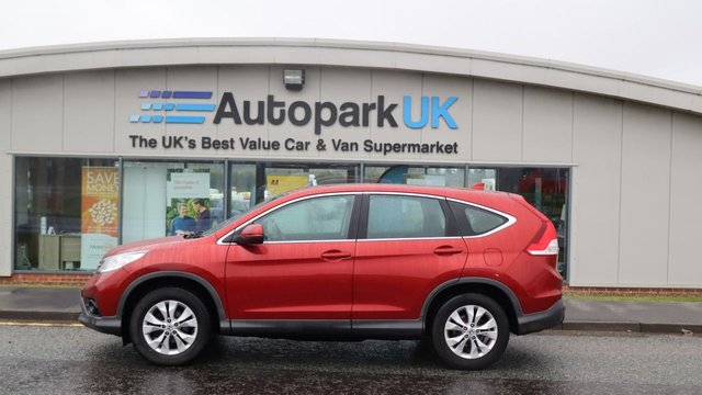 USED 2013 13 HONDA CR-V 2.0 I-VTEC SE 5d 153 BHP . LOW DEPOSIT OR NO DEPOSIT FINANCE AVAILABLE . COMES USABILITY INSPECTED WITH 30 DAYS USABILITY WARRANTY + LOW COST 12 MONTHS ESSENTIALS WARRANTY AVAILABLE FROM ONLY £199 (VANS AND 4X4 £299) DETAILS ON REQUEST. ALWAYS DRIVING DOWN PRICES . BUY WITH CONFIDENCE . OVER 1000 GENUINE GREAT REVIEWS OVER ALL PLATFORMS FROM GOOD HONEST CUSTOMERS YOU CAN TRUST .