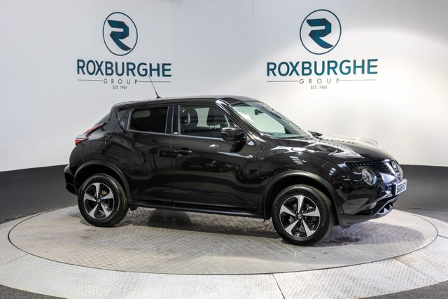 USED 2018 68 NISSAN JUKE 1.6 BOSE PERSONAL EDITION XTRONIC 5d 112 BHP