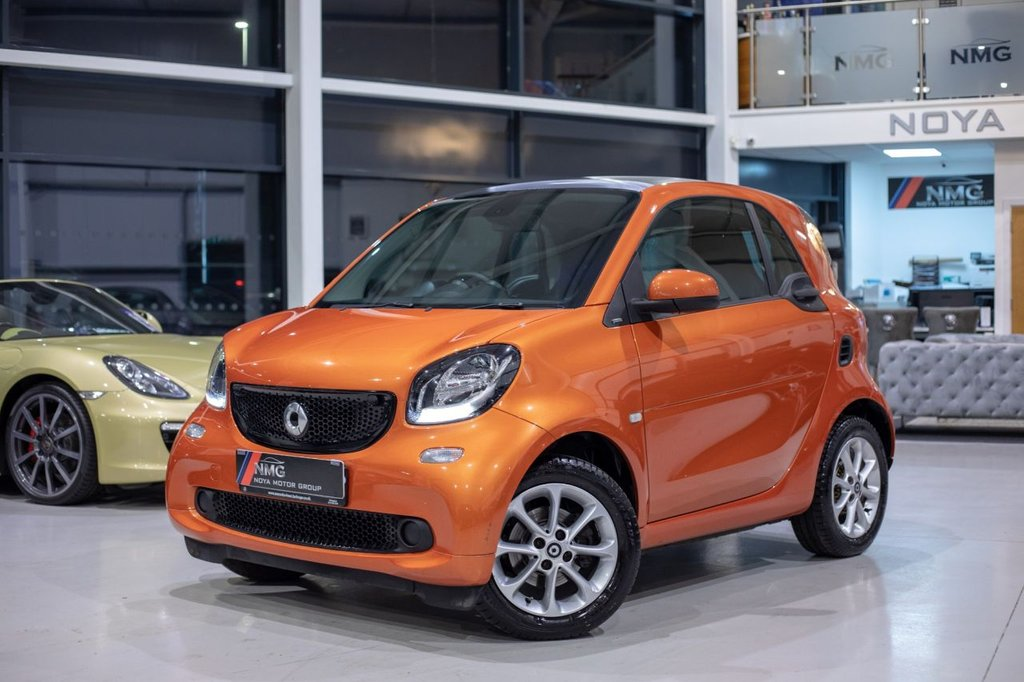 USED 2017 66 SMART FORTWO 1.0 PASSION 2d 71 BHP ***FREE NATIONWIDE DELIVERY***