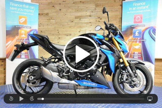 USED 2018 18 SUZUKI GSX-S1000 GSXS 1000 AL8 ABS - Low miles