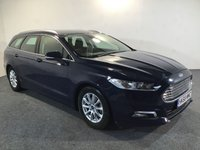 USED 2018 68 FORD MONDEO 2.0 ZETEC EDITION ECONETIC TDCI 5d 148 BHP